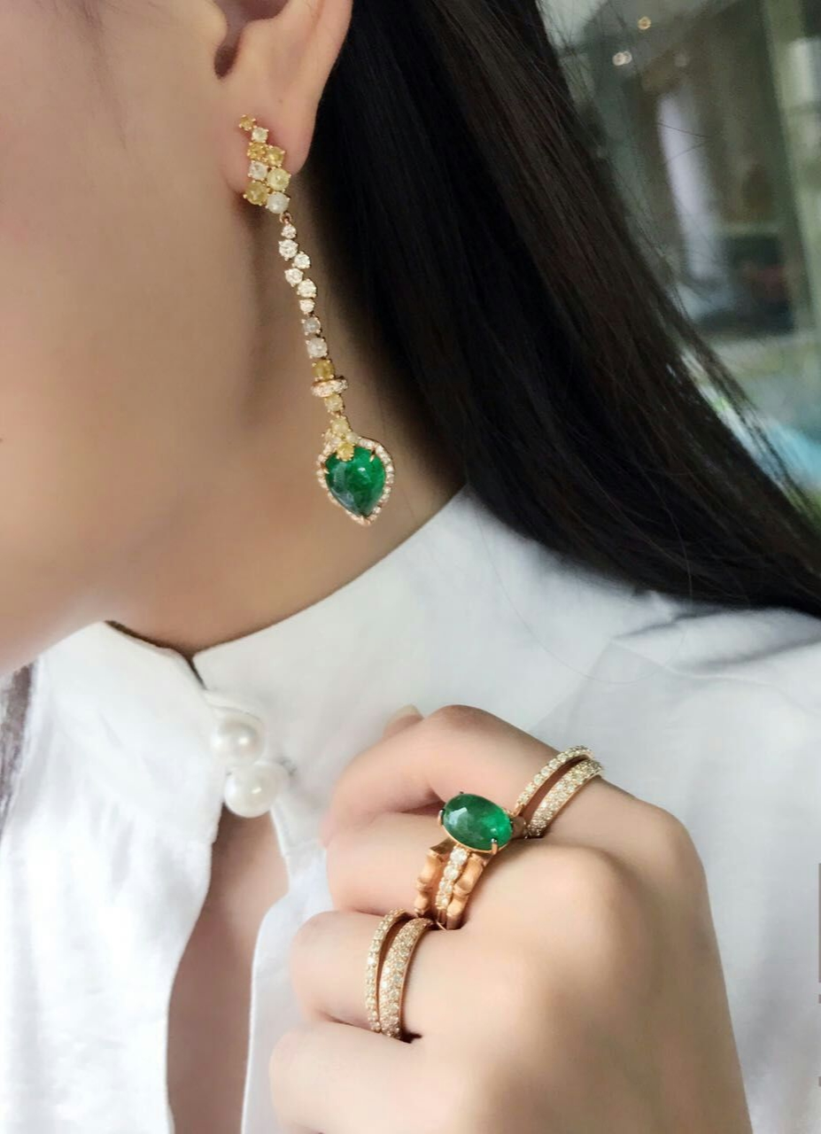 香港珠宝展 奢侈品 Carrie老师 Giovanni Ferraris