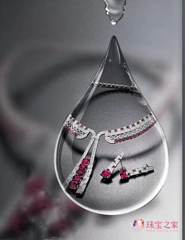 彩宝 麦锦泉 珠宝设计  色彩
