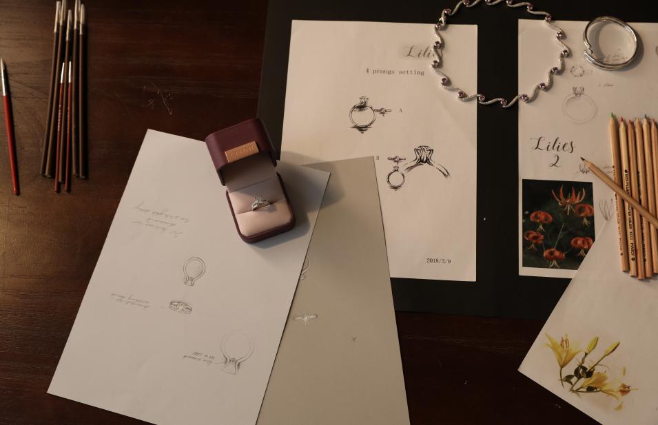 德国 珠宝设计师 珠宝艺术品